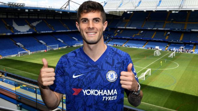 Eden Hazard impressionne son futur successeur à Chelsea: