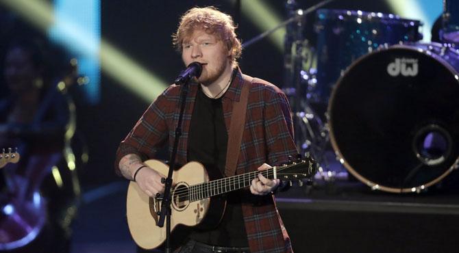 Ed Sheeran annonce la sortie d'un nouvel album composé exclusivement de collaborations !