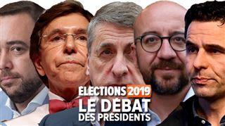 Le Débat des Présidents a clôturé la campagne- principales déclarations et extraits vidéo