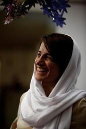 Le Prix Ludovic-Trarieux a été remis vendredi à l'avocate iranienne Nasrin Sotoudeh
