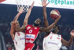 Euromillions Basket League - Charleroi battu chez lui par Limburg au buzzer, Anvers, Ostende et le Brussels victorieux
