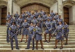 USA: un record de femmes noires diplômées de l'école militaire de West Point en 2019