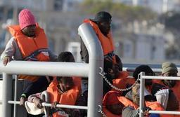La marine maltaise vient au secours de 216 migrants en Méditerranée