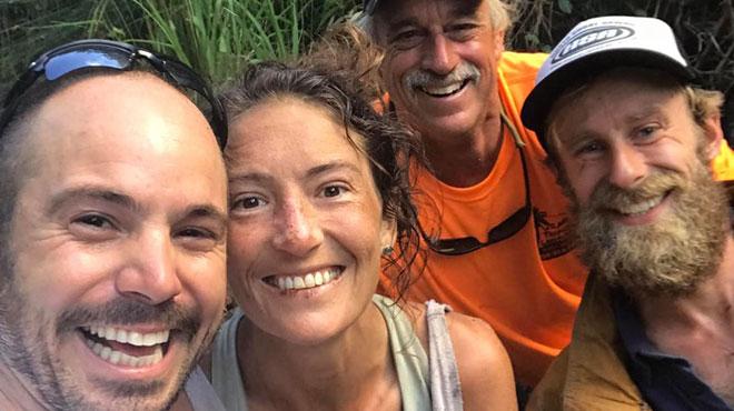 Survivante: Perdue en forêt pendant quinze jours, une Américaine retrouvée vivante