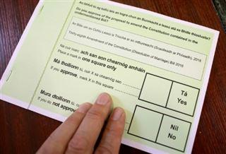 Les Irlandais votent massivement pour libéraliser le divorce