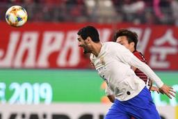 Fellaini mène Shandong Luneng vers la victoire face à Dembele et Guangzhou R&F
