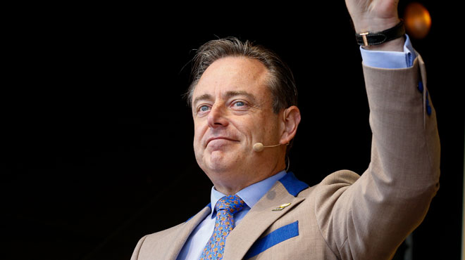 Bart De Wever serait-il prêt à s'allier au Vlaams Belang?