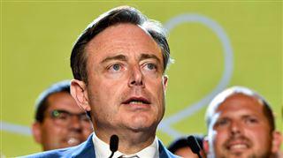 Si on est raisonnable, il faudrait jouer la carte du confédéralisme, lance Bart De Wever