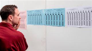 Votre candidat a-t-il été élu? Voici la liste complète de tous les élus au parlement fédéral