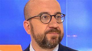 Pas question d'envisager des partis extrémistes dans des majorités, insiste Charles Michel