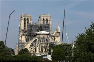 Restauration de Notre-Dame- le Sénat ne veut pas de précipitation