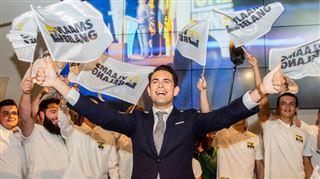 Sondage- une majorité de Flamands pense que le Vlaams Belang doit pouvoir entrer au gouvernement