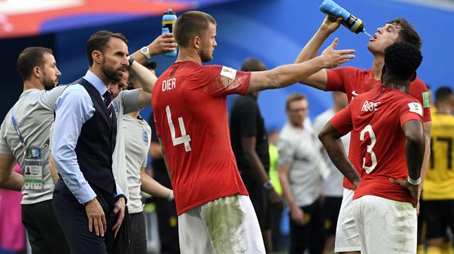Ligue des Nations: une préparation difficile pour l'Angleterre, la faute aux finales européennes