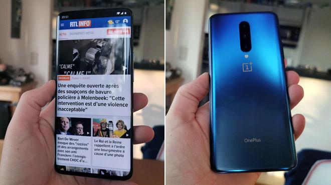 Les tests de Mathieu: le OnePlus 7 Pro tient-il vraiment la route dans la cour des (très) GRANDS smartphones ?