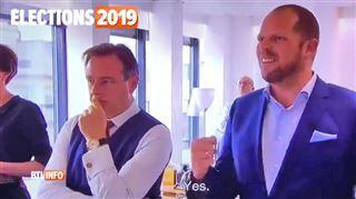 Ensemble une majorité!- la réaction de Theo Francken face aux résultats de la N-VA et du Vlaams Belang qui pose question (vidéo)