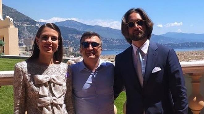 Charlotte de Monaco a épousé un producteur