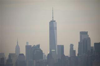 Pollution des gratte-ciel- New York veut donner l'exemple