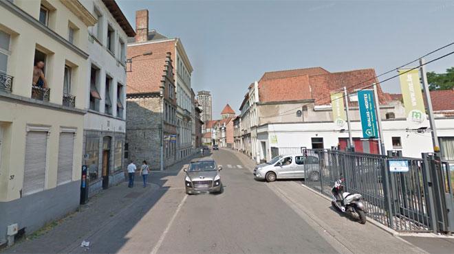 Tournai: vêtu d'un treillis militaire, il tire dans la jambe d'un homme en pleine ville