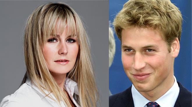 Le premier gros coup de coeur du prince William était pour la nièce de Camilla Parker-Bowles