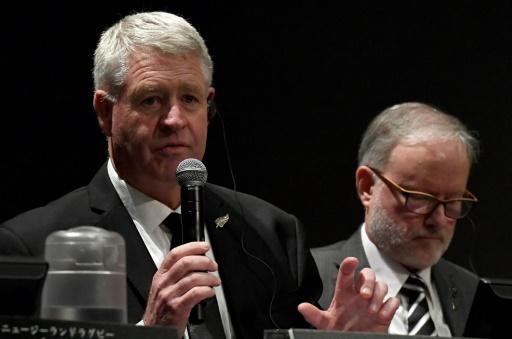 Rugby: le patron de la fédération néo-zélandaise Steve Tew annonce son départ