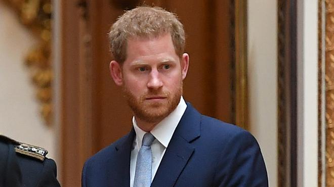 Le prince Harry vivement critiqué pour son comportement face à Donald Trump, jugé