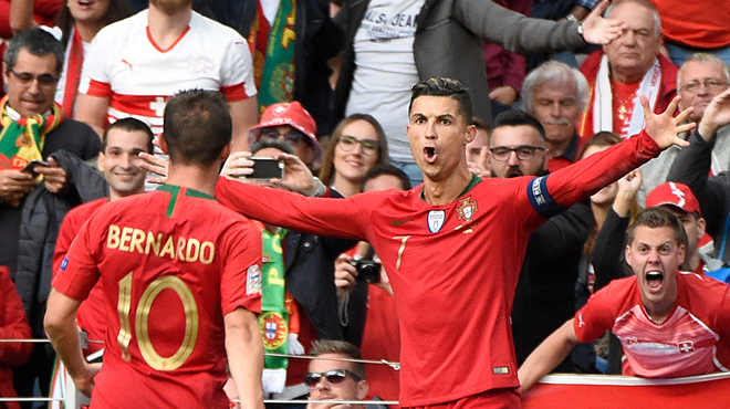 Ligue des Nations : le Portugal en finale !