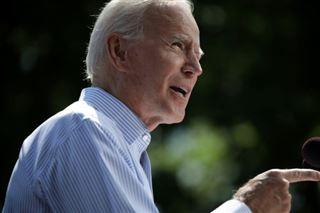 Le candidat à la Maison Blanche Joe Biden critiqué sur l'avortement