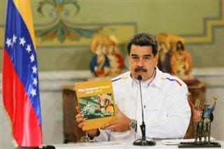 Mines au Venezuela- Maduro annonce 7,7 milliards d'euros d'investissements