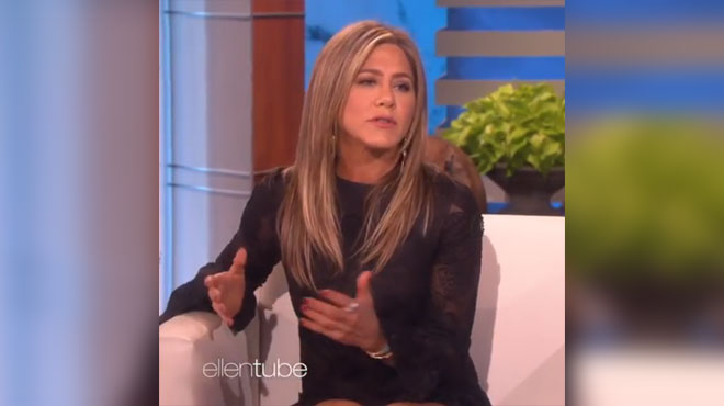 Un retour de Friends? Jennifer Aniston se dit