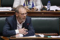 Peter De Roover reste chef de groupe N-VA à la Chambre