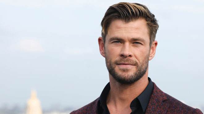 Chris Hemsworth : Il se retire d'Hollywood !