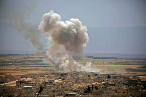 Syrie: 21 combattants prorégime tués dans une attaque jihadiste selon une ONG
