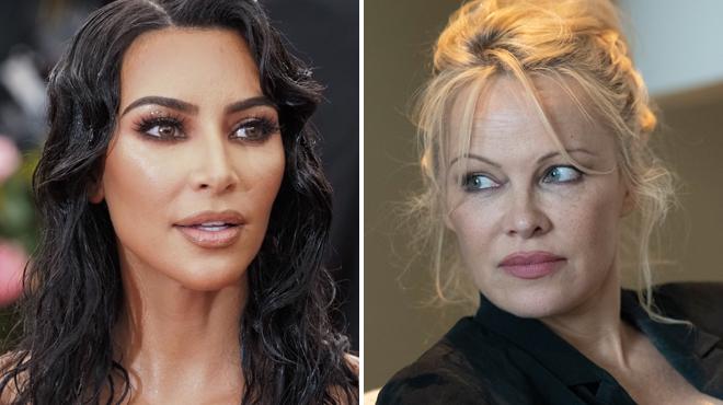 Pamela Anderson demande l'aide de Kim Kardashian pour faire libérer Julian Assange