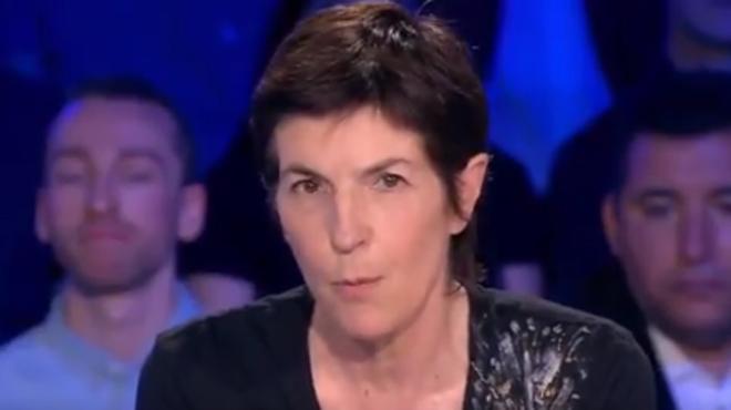 Christine Angot réitère ses excuses sur le plateau d'
