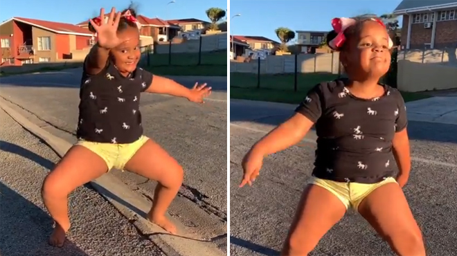 La vidéo d'Ivanah, 6 ans, ENFLAMME les réseaux sociaux