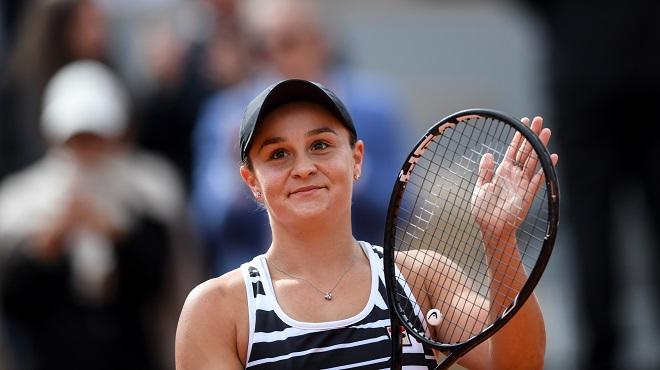 Classement WTA: le bond de géant d'Ashleigh Barty, Elise Mertens recule