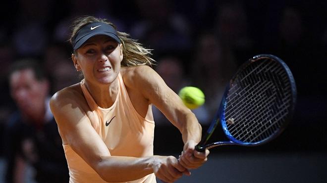 Après cinq mois d'absence, Maria Sharapova va faire son grand retour