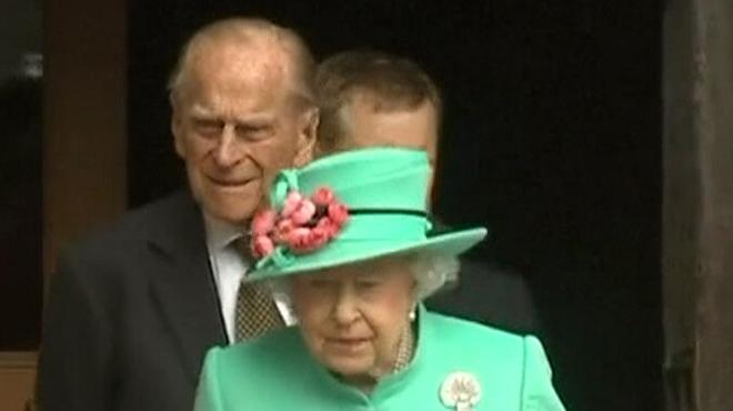 Le prince Philip et la reine Elizabeth ne vivent plus ensemble