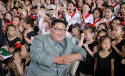 Le demi-frère assassiné de Kim Jong Un avait un