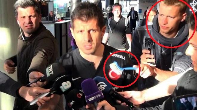 Le jeune homme à l'origine d'un énorme scandale en Turquie est un... Belge!