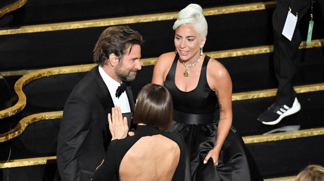 La fin d'une idylle: on sait ce qu'Irina Shayk reproche à Bradley Cooper