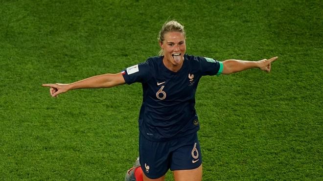 La Coupe du monde féminine de football a son petit succès