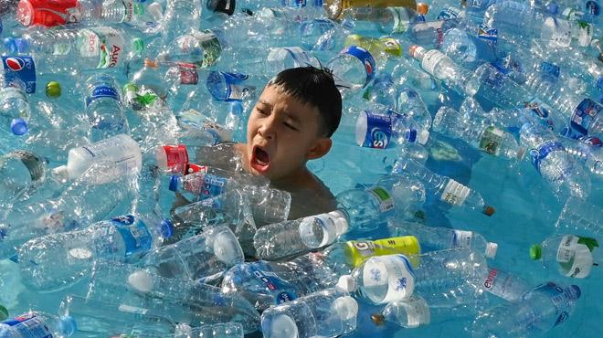 Voici les chiffres ahurissants de la pollution mondiale par les plastiques
