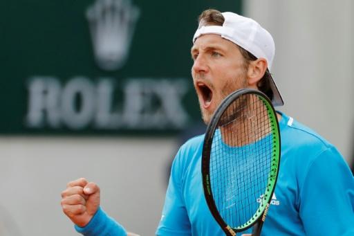 Tennis: Pouille se défait du vétéran Lopez au 1er tour à Stuttgart