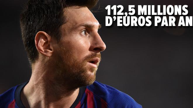 Voici le classement des sportifs les mieux payés de la planète