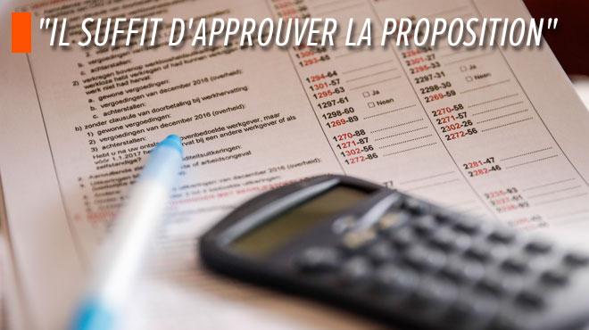 SOS Impôts ce mercredi sur Bel RTL: nous avons décortiqué trois idées reçues sur la déclaration fiscale