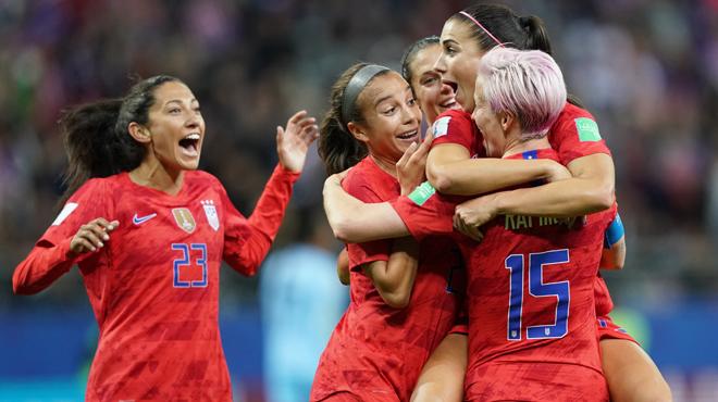 13-0 en Coupe du Monde: les Etats-Unis ATOMISENT la Thaïlande pour leur entrée en lice (vidéo)
