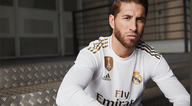 Découvrez le maillot que portera Eden Hazard au Real Madrid (vidéo et photos)