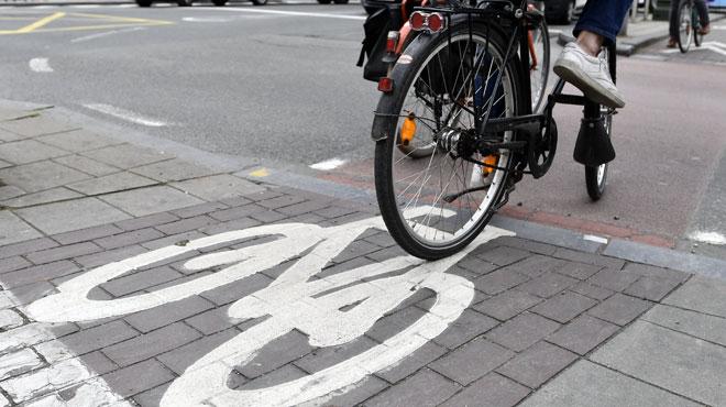 Il circulait à vélo sans phares à Nivelles: les policiers l'arrêtent et découvrent une importante quantité de stupéfiants