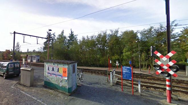Un SDF happé par un train à proximité de la gare d'Archennes: le conducteur ne s'est rendu compte de rien